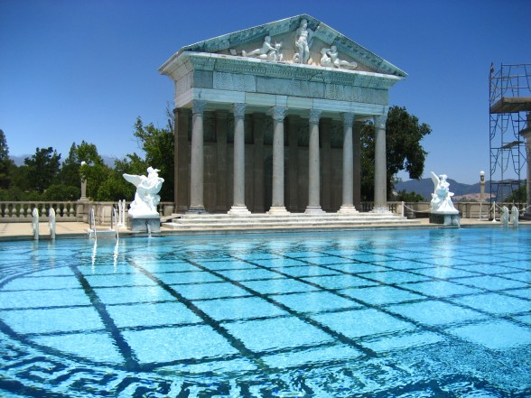 Hearst's Castle Neptune Pool